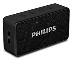 Philips BT64A Portable Bluetooth Speakers