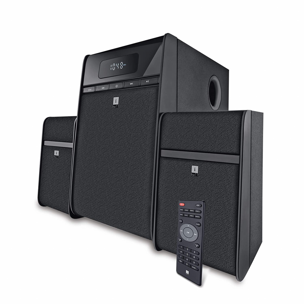 iBall Tarang Classic 2.1 Home Theater System